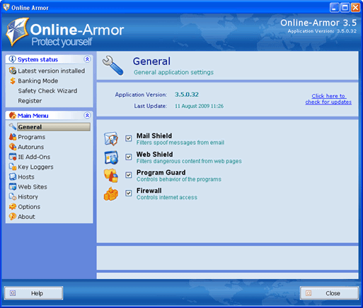 free-online-armor-license-key