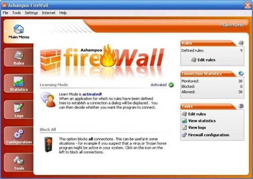 ashampoo-firewall-free